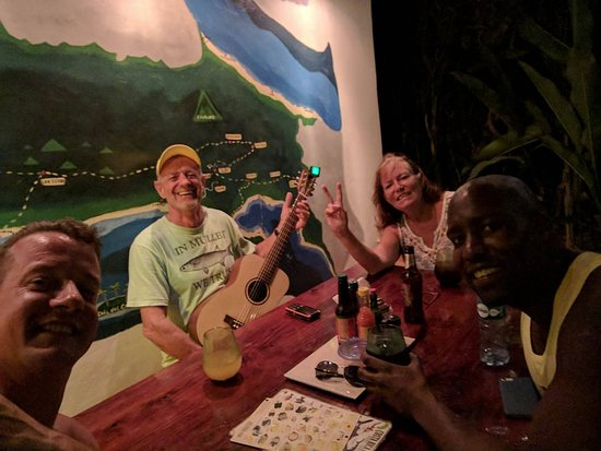 Casita Corcovado: Good times, great hosts