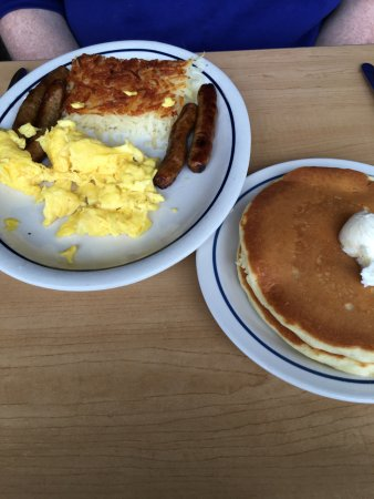 Canton, MI: Pancake breakfast special with unlimited pancakes