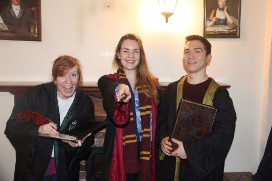 Enigma Quests: Graduated with Outstanding in our O.W.Ls