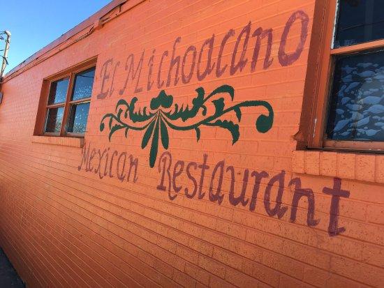 Del Valle, Техас: El Michoacano Mexican Restaurant