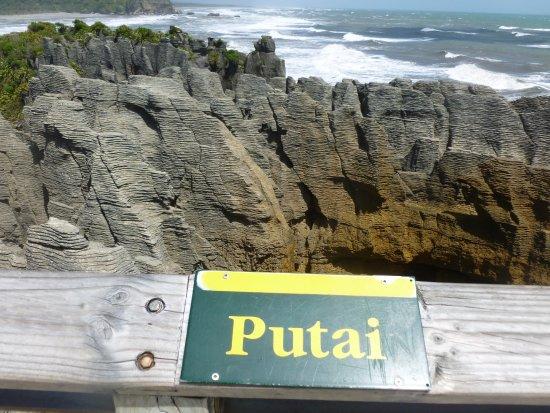 Punakaiki, New Zealand: Pancake rocks