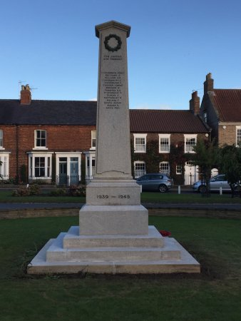 Easingwold War Memorial