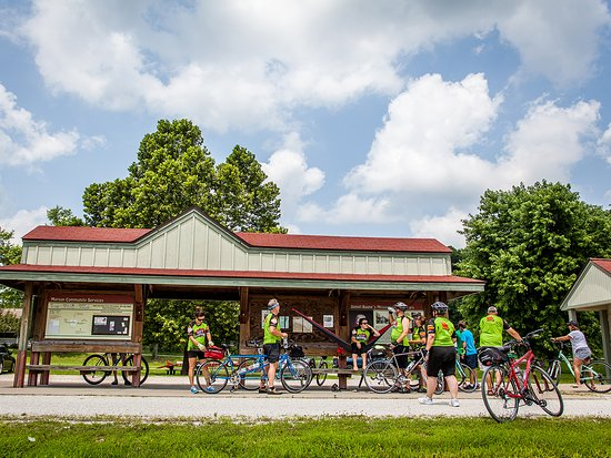 Saint Charles, MO: Katy Trail