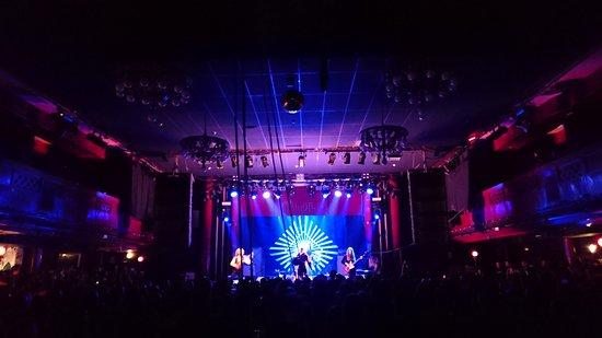 Swedish band Blues Pills @ Sala Apolo