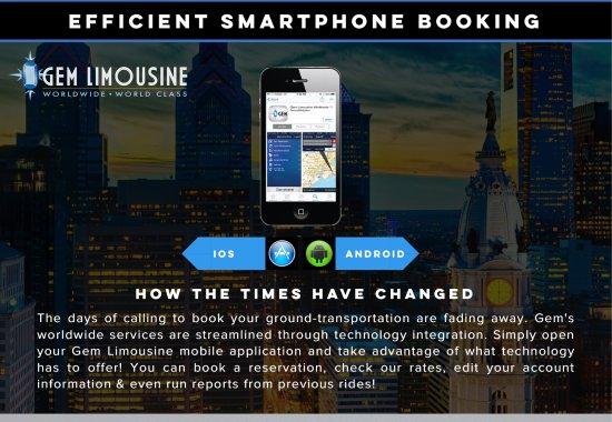 Woodbridge, Нью-Джерси: Transportation App Booking Info: Links on our website! www.gemlimo.com