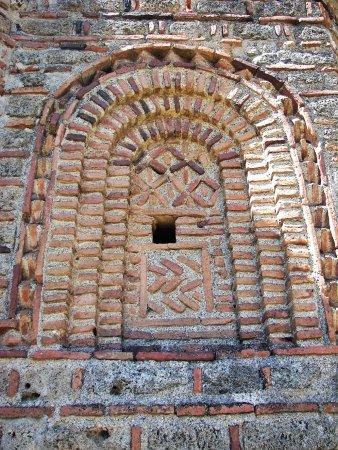 St. Jovan Kaneo : Detalle de una ventana