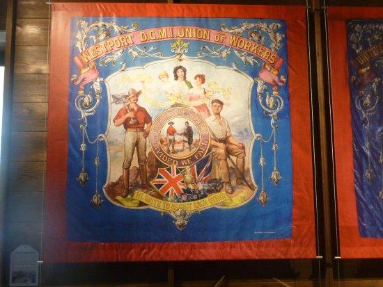 Coaltown Museum: The union