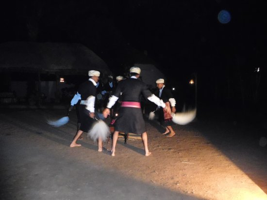 Orange County, Coorg: nightly cultural shows