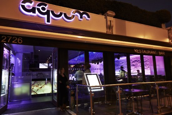 Photo of Mediterranean Restaurant Aquum at 68 - 70 Clapham High Street, London SW4 7UL, United Kingdom