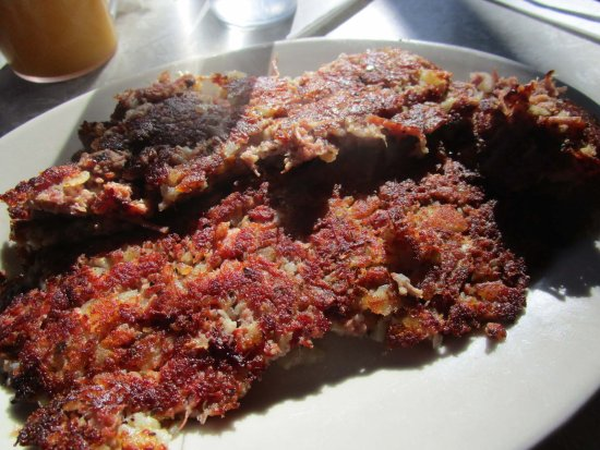 summit diner: Corned Beef Hash