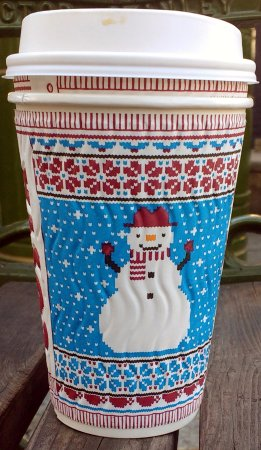Costas Takeaway Cup For Christmas 2016 Kindly Doubled