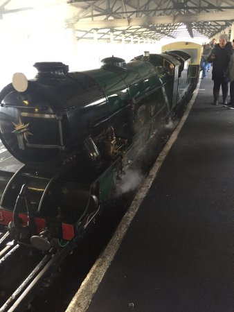 Romney, Hythe and Dymchurch Railway: photo0.jpg