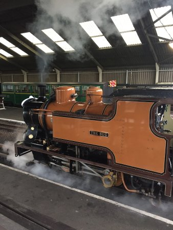 Romney, Hythe and Dymchurch Railway: photo1.jpg