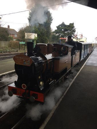 Romney, Hythe and Dymchurch Railway: photo2.jpg