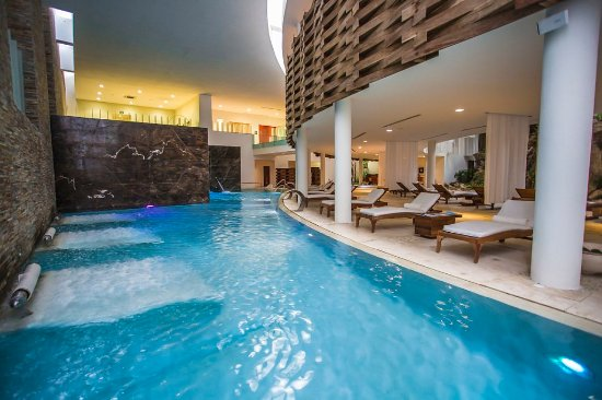 Spa at Grand Velas Riviera Maya