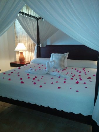 The Villas at Stonehaven : Our master bedroom