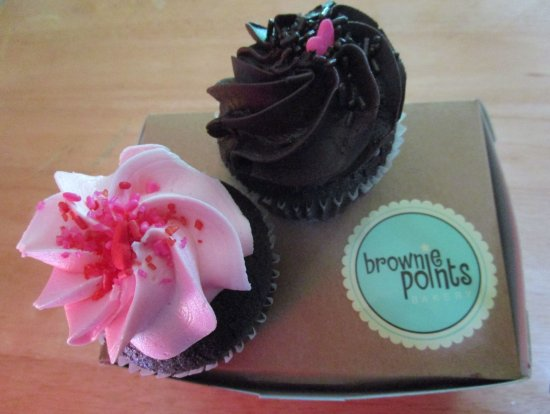 Summit, Nueva Jersey: Brownie Points Bakery