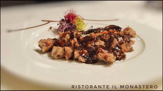 Pallanza, إيطاليا: ristorante il monastero 