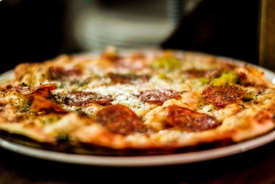 Ciao Ciao: Pizza Diavola
