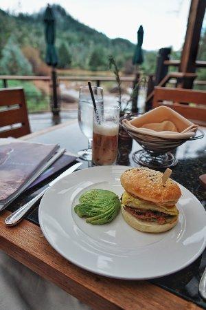 Calistoga Ranch Auberge Resorts Collection My Favorite Breakfast Sandwich