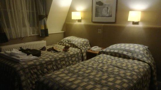 Sidney Hotel London-Victoria: Petite mais cosy.