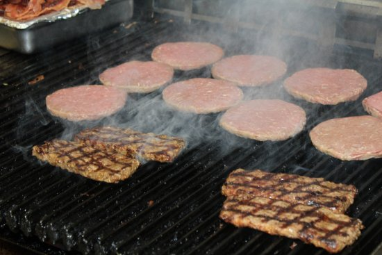 Clayton, NC: Burgers