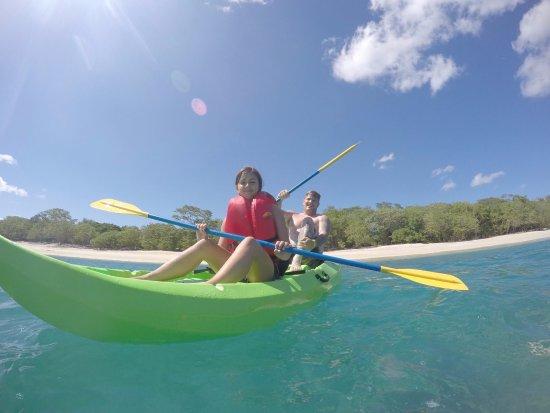Playa Flamingo, Costa Rica: Kayaking Reserva Conchal