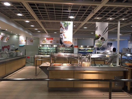 IKEA Swedish cafe : Cafeteria view 2