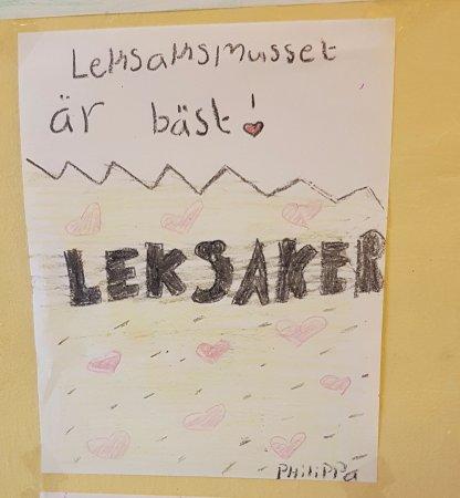 Eslöv, İsveç: En teckning som säger vad som är bäst
