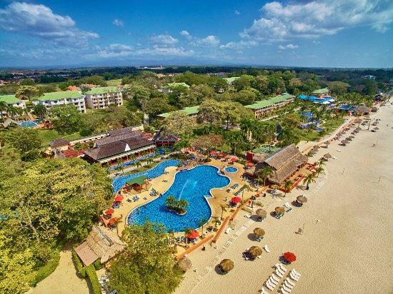 Royal Decameron Golf Beach Resort Villas Vista Aérea