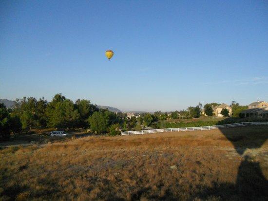 เตเมคูลา, แคลิฟอร์เนีย: heading in for landing