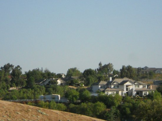 Temecula, CA: surrounding area across the way from CDBA location