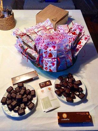 Warm Springs, GA: Vegan Valentine's Day Delight!