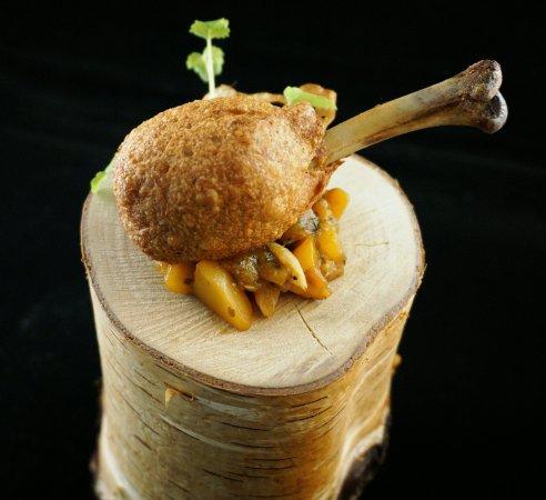 Restaurant Dartel: Vegatarische Falafel