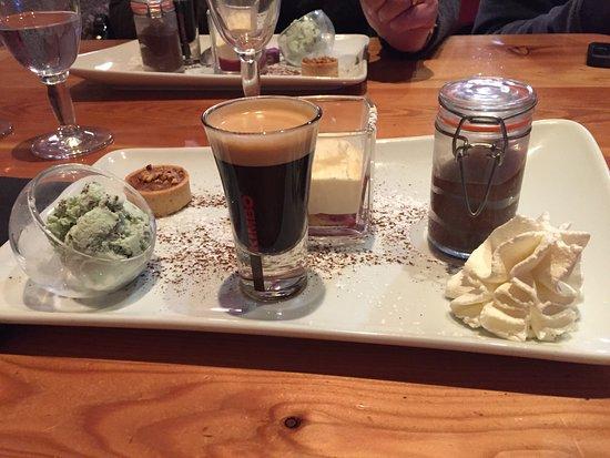 La Marmotte: Café gourmand extraordinaire