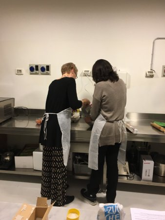 Giglio Cooking Day Course : Wonderful experience!