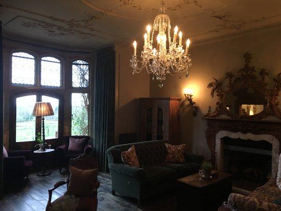 Honiton, UK: Lounge