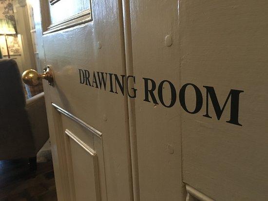 Honiton, UK: Drawing Room