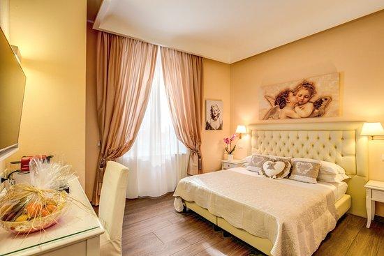 Rome 55: deluxe grande letto
