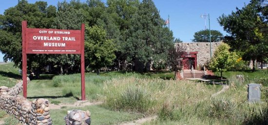 Sterling, CO: Overland Trail Museum