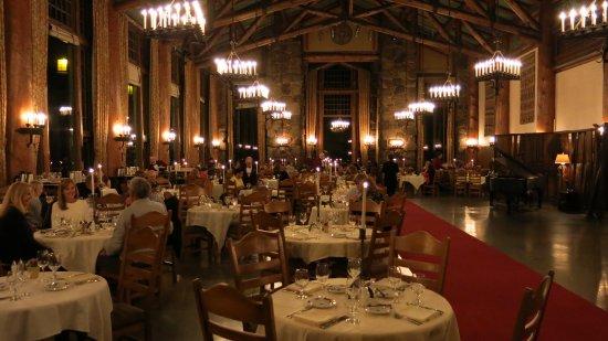 The Majestic Yosemite Dining Room: Evening Dining
