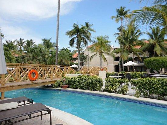 Great resort, average beach