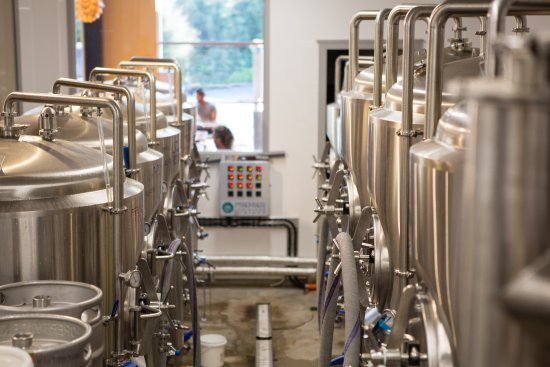 Richmond, Yeni Zelanda: All our award-winning beers are brewed onsite.