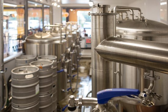 Richmond, Yeni Zelanda: We brew a wide variety of beers from a light refreshing pilsner to our incredible Double IPA.