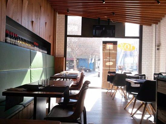 Restaurante tiberius en sabadell con cocina otras cocinas - Cocinas sabadell ...