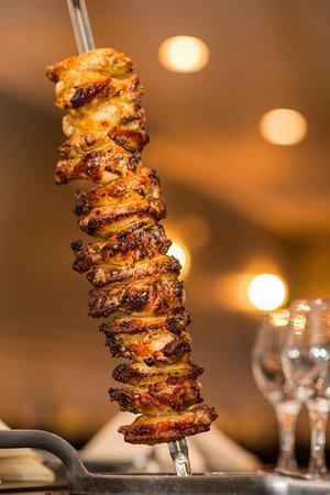 Rio Brazilian Steakhouse : Chicken Wings.