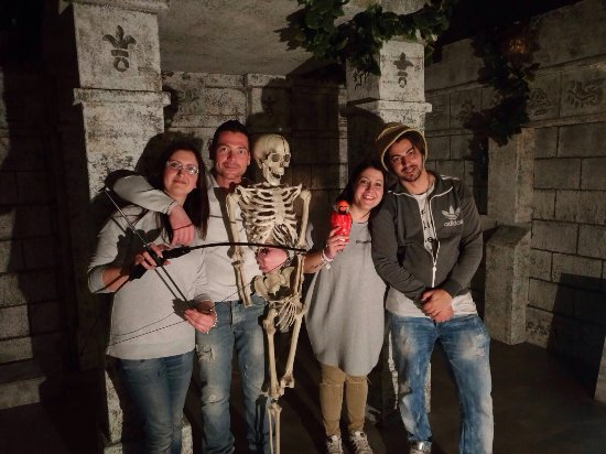 Photo0 Jpg Picture Of Game Over Escape Rooms Roma