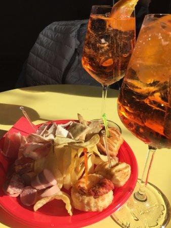 Segni, Ιταλία: Unos pequeños aperitivos