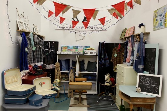Stevens Point, WI: Upcycled and Polished