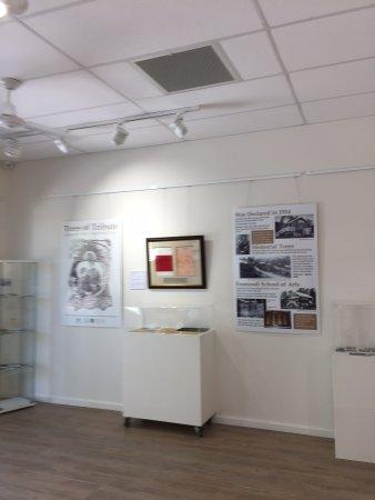 Discover Eumundi Heritage & Visitor Centre: History of trees exhibit